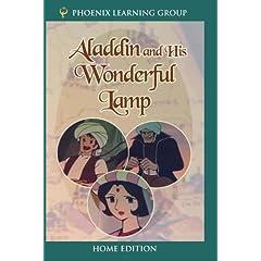 Aladdin and His Wonderful Lamp (Home Use)