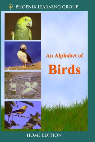 An Alphabet of Birds  (Home Use)