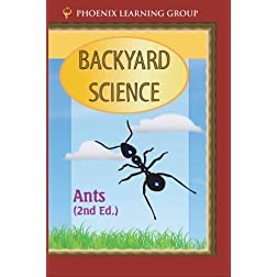 Ants: Backyard Science