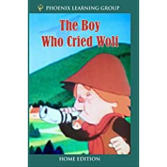 The Boy Who Cried Wolf (Home Use)