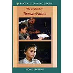 The Boyhood of Thomas Edison (Home Use)