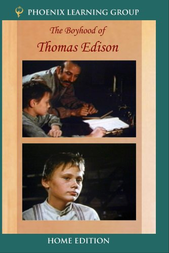 The Boyhood of Thomas Edison (Home Use)