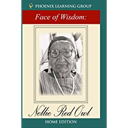 The Face of Wisdom: Nellie Red Owl (Home Use)