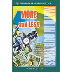 Math in Our Lives: More and Less (Home Use)