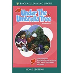 Under the Umbrella Tree: Volume 2 (Home Use)
