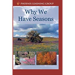 Why We Have Seasons