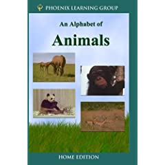 An Alphabet of Animals  (Home Use)