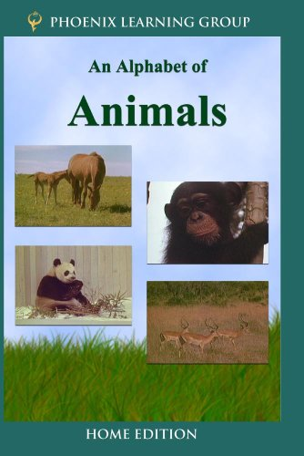 An Alphabet of Animals  (Home Use)