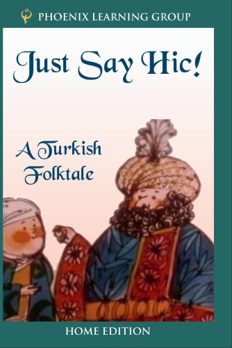 Just Say Hic! A Turkish Folktale (Home Use)