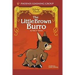 Little Brown Burro