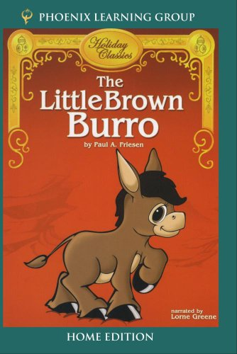 Little Brown Burro (Home Use)