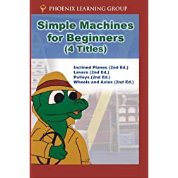 Simple Machines for Beginners (4 Titles)