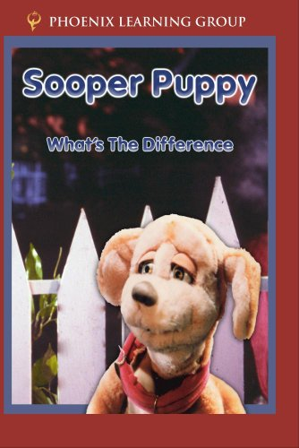 Sooper Puppy: What's the Difference?