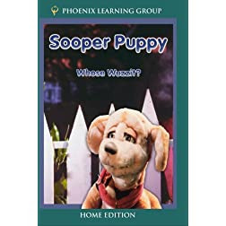 Sooper Puppy: Whose Wuzzit? (Home Use)