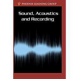 Sound, Acoustics and Recording