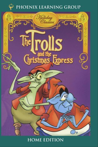 The Trolls and the Christmas Express (Home Use)