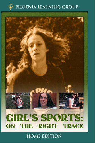 Girls Sports: On the Right Track (Home Use Version)