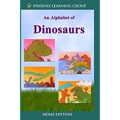An Alphabet of Dinosaurs (Home Use)