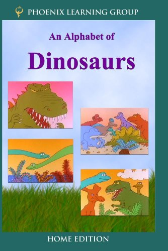 An Alphabet of Dinosaurs (Home Use)