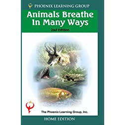 Animals Breathe in Many Ways (Home Use)