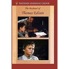 The Boyhood of Thomas Edison