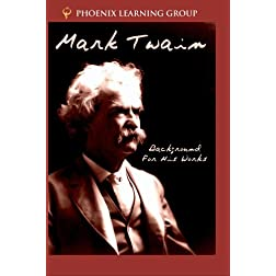 Mark Twain: Background for His Works