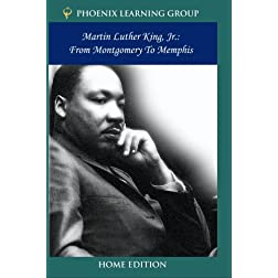 Martin Luther King Jr.: From Montgomery to Memphis (Home Use)