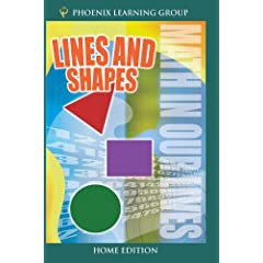 Math in Our Lives: Lines and Shapes (Home Use)