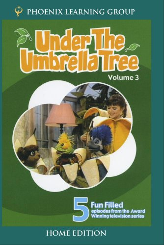 Under the Umbrella Tree: Volume 3 (Home Use)