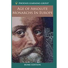 Age of Absolute Monarchs in Europe (Home Use)