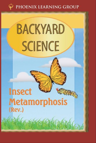 Insect Metamorphosis: Backyard Science