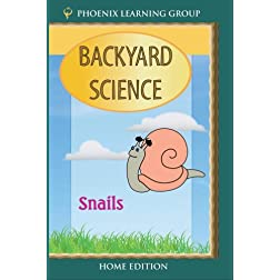 Snails: Backyard Science (Home Use)
