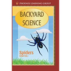 Spiders: Backyard Science