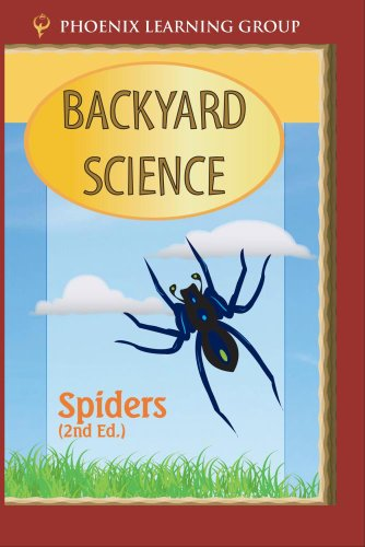 Spiders: Backyard Science
