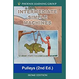 Intermediate Simple Machines: Pulleys  (Home Use)