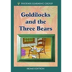 Goldilocks and the Three Bears (Home Use)