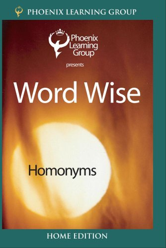 Word Wise: Homonyms (Home Use)