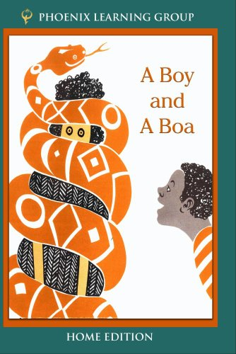 A Boy and a Boa (Home Use)