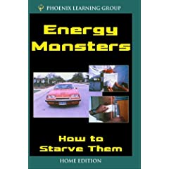 Energy Monsters: How to Starve Them (Home Use)