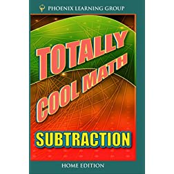 Totally Cool Math: Subtraction (Home Use Version)