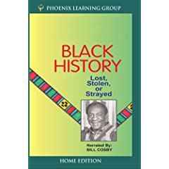 Black History:  Lost, Stolen or Strayed (Home Use)