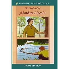 The Boyhood of Abraham Lincoln (Home Use)