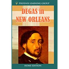 Degas in New Orleans (Home Use)
