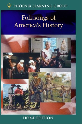 Folksongs of America's History (Home Use)