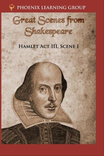 Hamlet Act III, Scene I