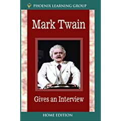 Mark Twain Gives an Interview (Home Use)