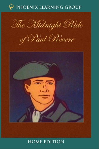 Midnight Ride of Paul Revere (Home Use)
