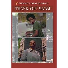 Thank You, Ma'am