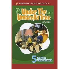 Under the Umbrella Tree: Volume 3