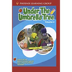 Under the Umbrella Tree: Volume 4